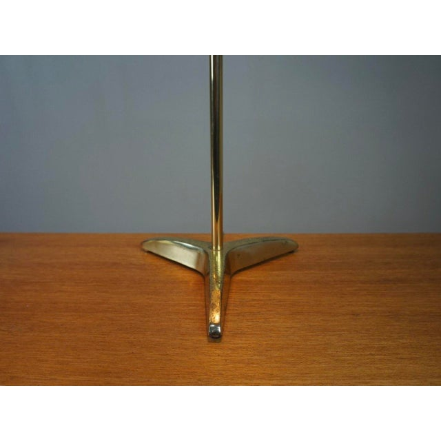 Gerald Thurston Brass Table Lamps- A Pair - Image 6 of 6