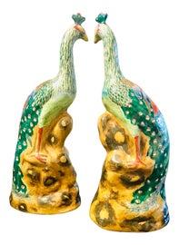 Image of Bird Figurines