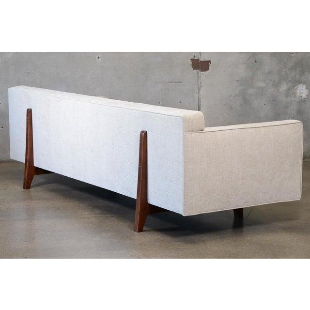 Roger Sprunger for Dunbar Bracket Back Sofa - Image 5 of 9