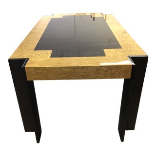 1990s Contmporary Pace Collection Dining Table For Sale