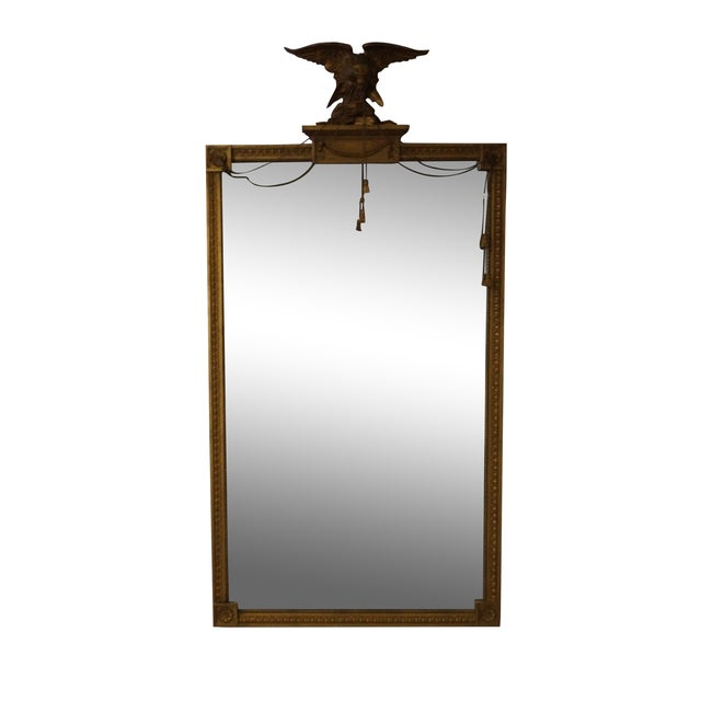 Friedman Brothers Large Federal Style Mirror - Image 1 of 7