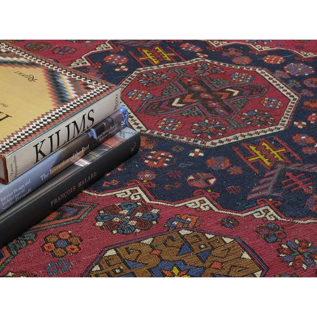 Sumak Carpet For Sale - Image 5 of 10