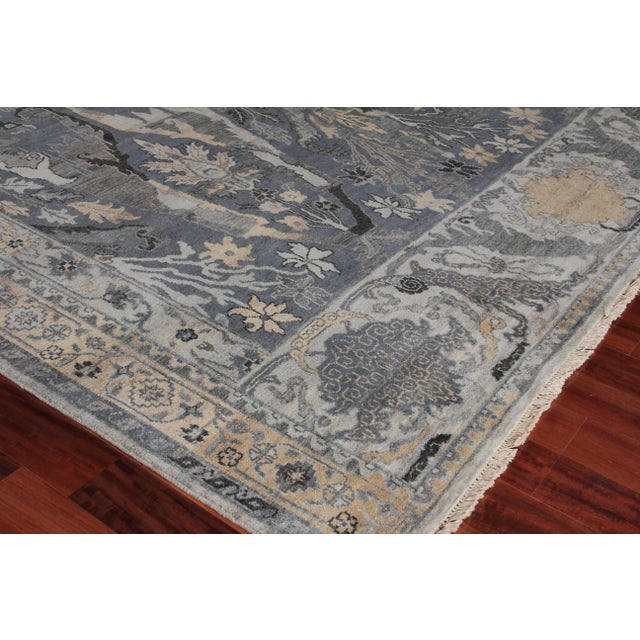 Rich earth tones and inspired exotic floral designs harmonize to create a true work of art. The Loch rug blends...
