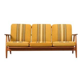 Hans Wegner Cigar Sofa For Sale