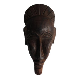 Vintage African Mask For Sale
