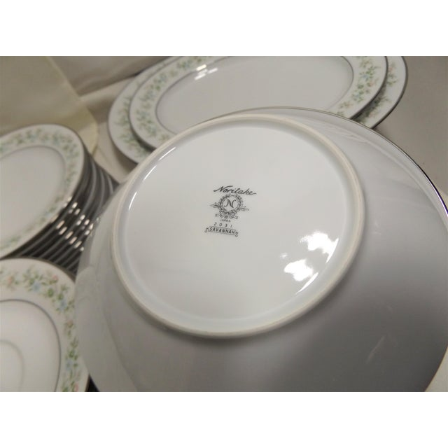 Vintage Noritake Savannah Dinnerware For Sale - Image 9 of 10