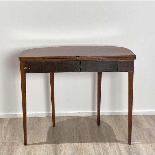 American 19th Century American Game Table For Sale - Image 3 of 10