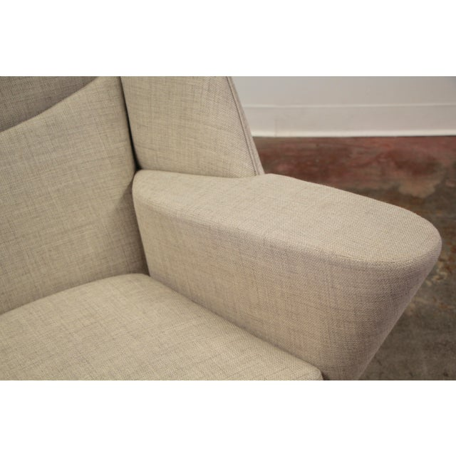 Hans Wegner Oculus Lounge Chair For Sale In San Diego - Image 6 of 12