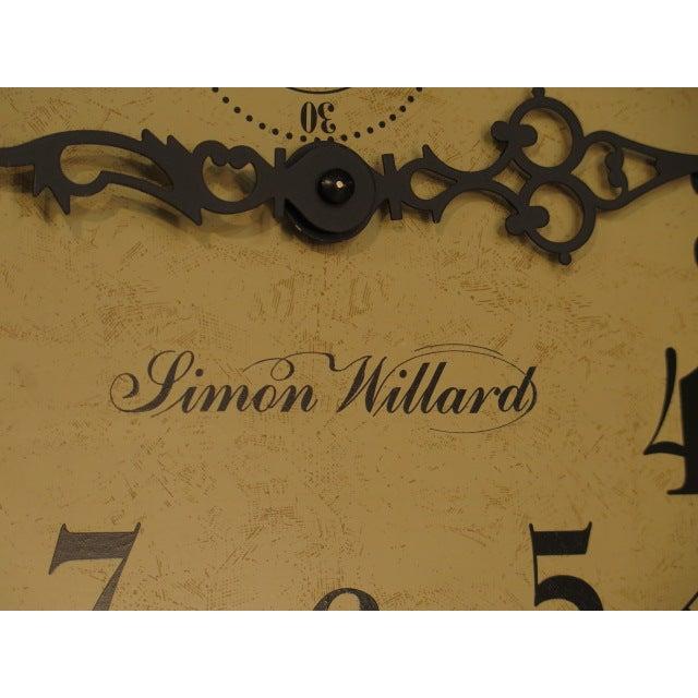 Sligh Simon Willard Roxbury Grandfather Clock - Image 9 of 10