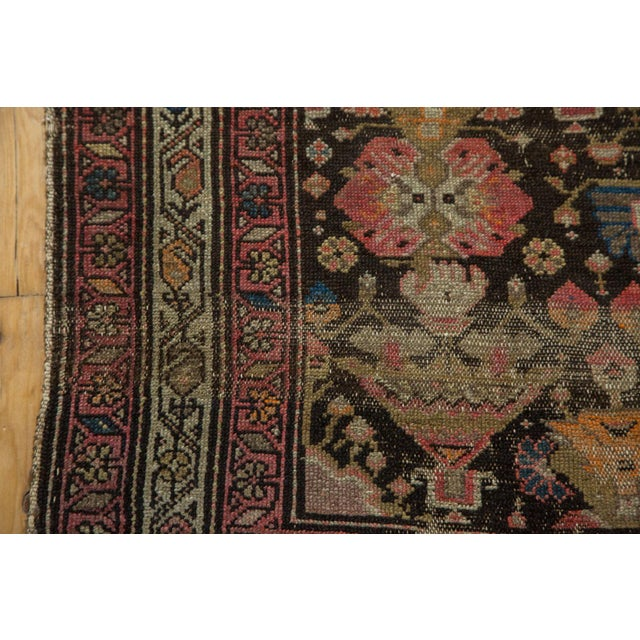"Antique Malayer Rug - 3'7"" x 6'6"" For Sale - Image 5 of 10"