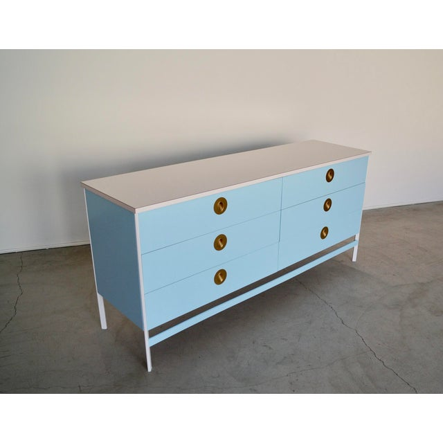 1950s Mid-Century Modern Vista of California Dresser For Sale - Image 5 of 13