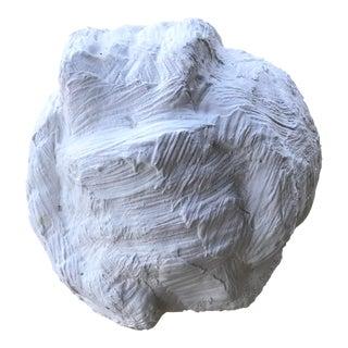 Spherical Plaster Object For Sale