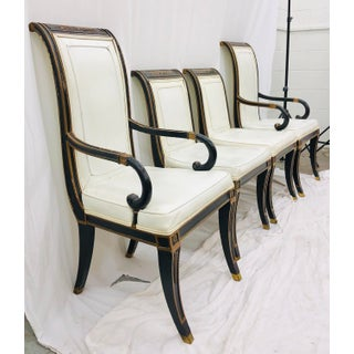 Antique Empire Dining Chairs Preview