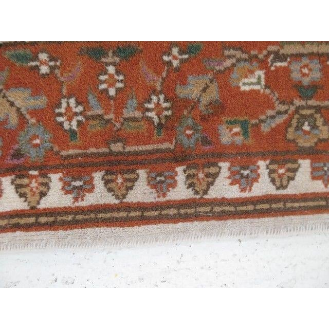 1960s Vintage Persian Area Rug - 2′11″ × 5′7″ For Sale - Image 4 of 13