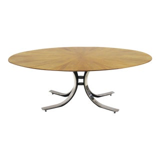 Osvaldo Borsani dining / conference table For Sale