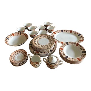 Imari by Queens Dinnerware Set