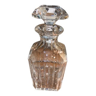 Baccarat Harmonie Whiskey Decanter For Sale