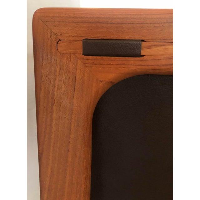 Mid-Century Modern Large Salin Mobler Magazine Rack For Sale - Image 3 of 7