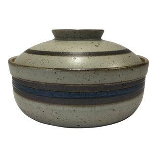 Vintage Otagiri Mid-Century Modern Casserole For Sale