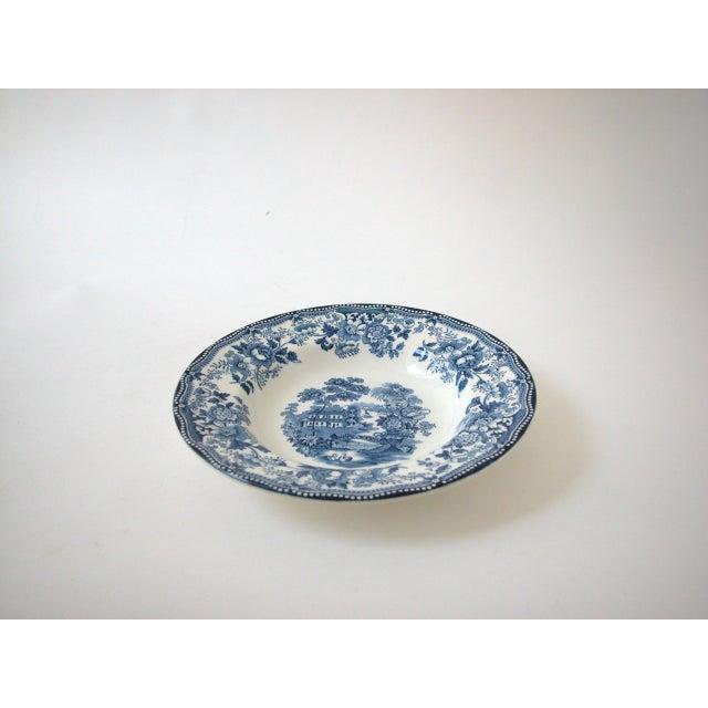 Blue & White Royal Staffordshire Bowls - Set of 8 - Image 2 of 11