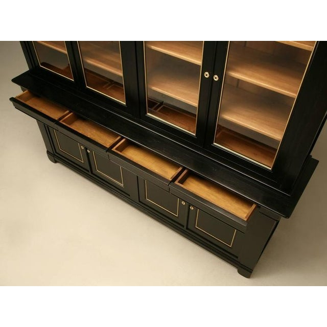 Louis Philippe Style Bookcase - Image 4 of 10
