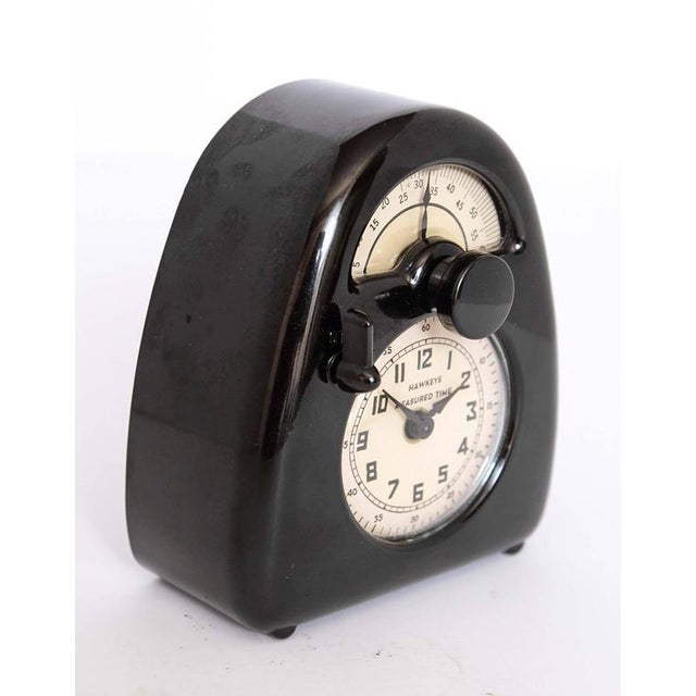 Isamu Noguchi Art Deco Bakelite Hawkeye Measured Time Clock / Timer PRICE REDUCED Essentially MINT example of this...