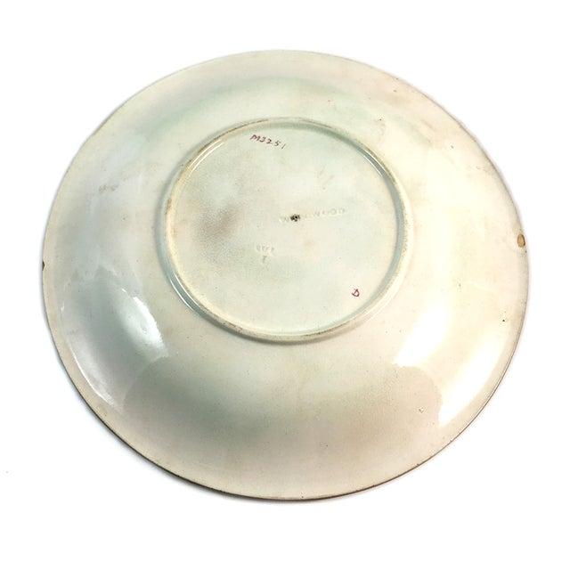 Early Wedgwood Majolica Plate - Image 2 of 2