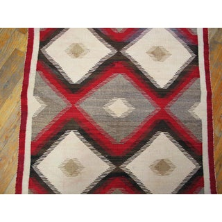 """Navajo Style Geometric Rug - 3'0"""" x 5'6"""" Preview"""
