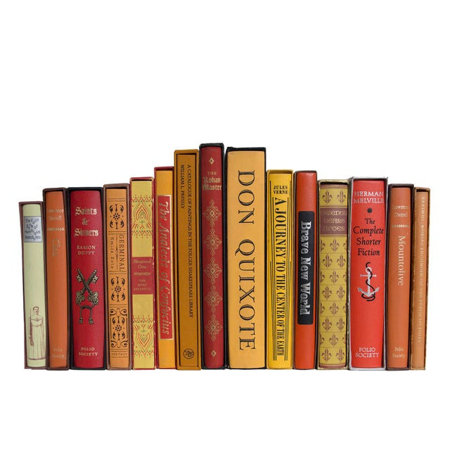 Features a blend of fifteen authentic mid-century books published 1942-1960. Includes a variety of literary classics...
