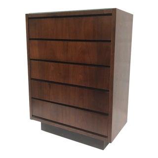 Vintage Highboy Dresser by Lane Furniture