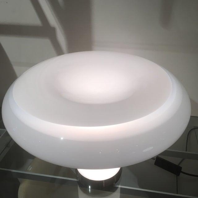 Italian Lareico Mushroom Lamp For Sale - Image 4 of 8