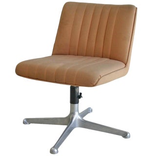 Borsani for Tecno Swivel Chairs For Sale