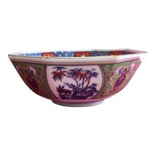Chinoiserie China Bowl