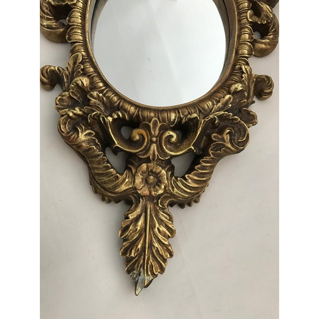 French Baroque Gilt Mirrors - A Pair - Image 10 of 11