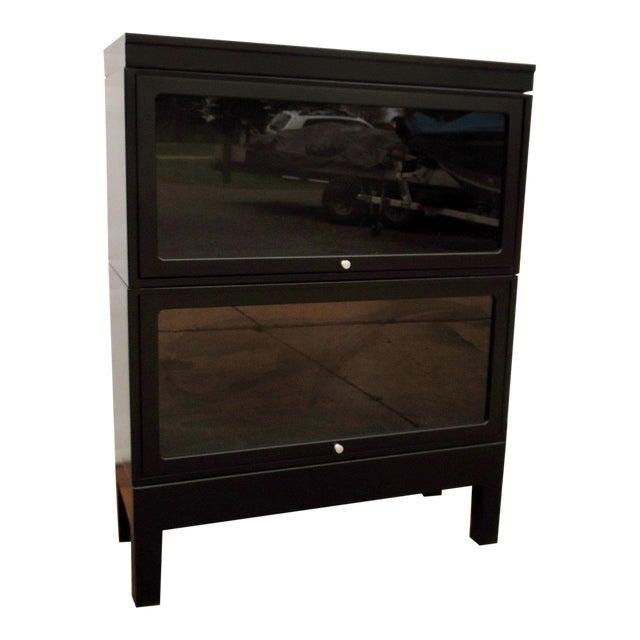 Globe Wernicke Barrister Cabinet Bookcase For Sale