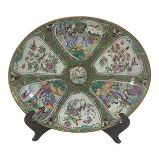 19th Century Mandarin Platter