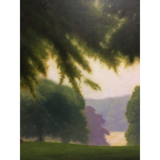 Realism Traditional Tree Painting by j.r. Newton For Sale - Image 3 of 7
