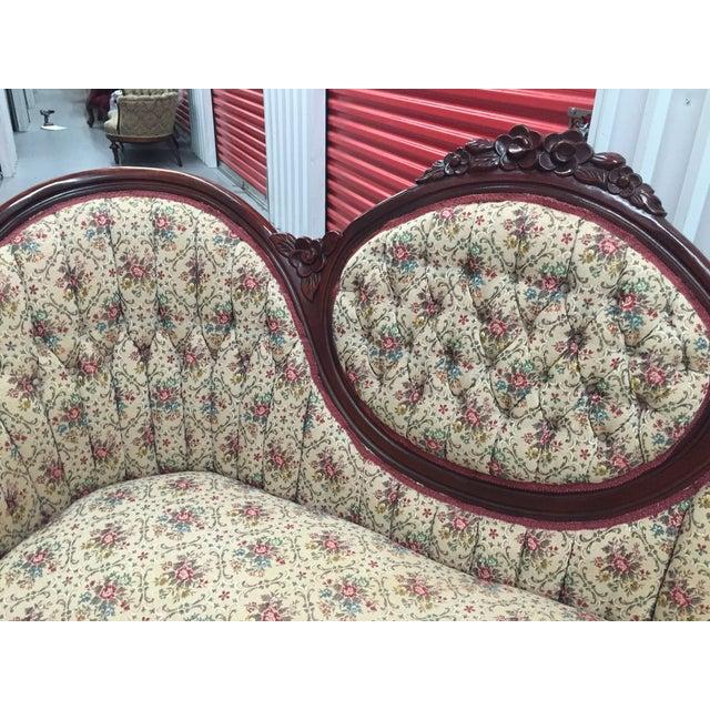 Vintage Victorian Sofa - Image 6 of 7