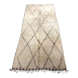 "Bellwether Rugs ""Iva"" Moroccan Wool Rug - 6'8"" x 15'7"" For Sale"