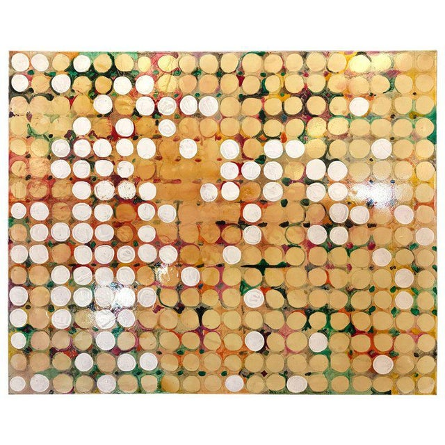 """Alan Fulle """"Fruit Farm"""" Expansive Maximalist Painting, 2004 For Sale - Image 11 of 11"""