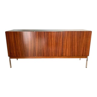 Antoine Philippon & Jacqueline Lecoq Rosewood Credenza For Sale