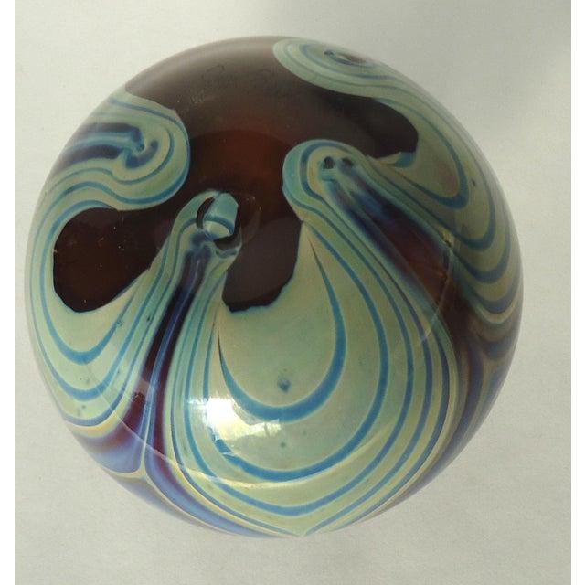 Vintage Studio Glass Vase - Image 6 of 7