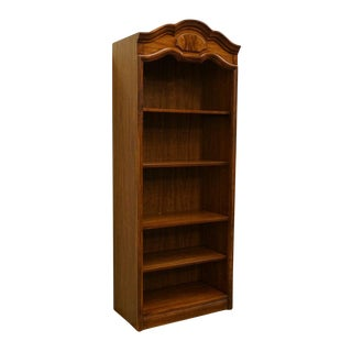 20th Century French Country Drexel Shelf / Bookcase For Sale