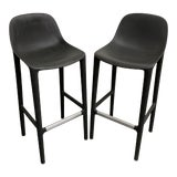 Image of Philippe Starck for Emeco Stools- A Pair For Sale