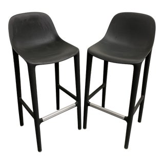 Philippe Starck for Emeco Stools- A Pair For Sale