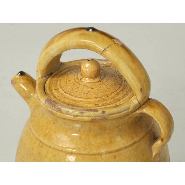 Country Antique French Pottery For Sale - Image 3 of 10