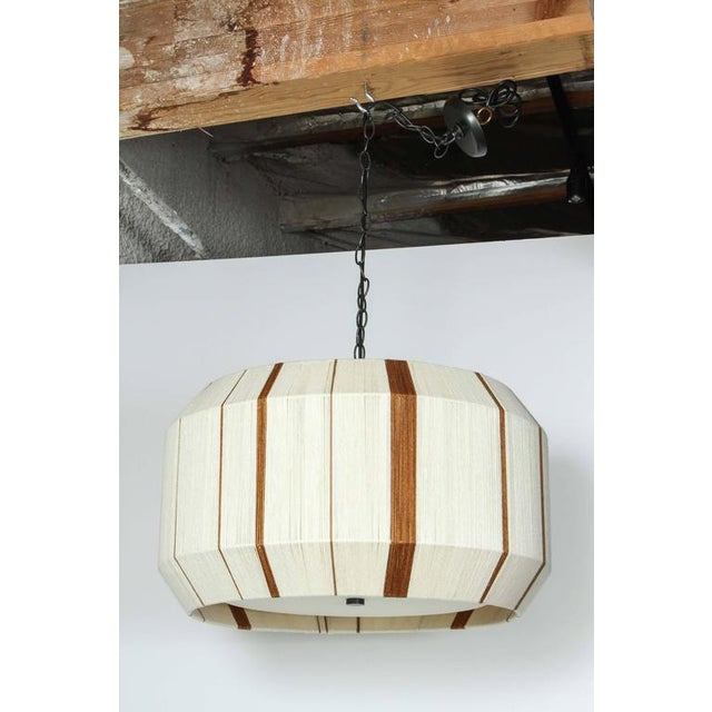 Customizable Paul Marra Hand-Dyed String Pendant - Chandelier - Image 7 of 7