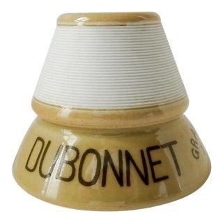Porcelain Dubonnet Match Striker For Sale