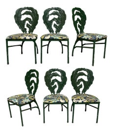 Image of Organic Modern Outdoor Dining Chairs