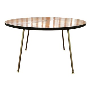 Robert Karoff Actuated Folding Cocktail Table For Sale